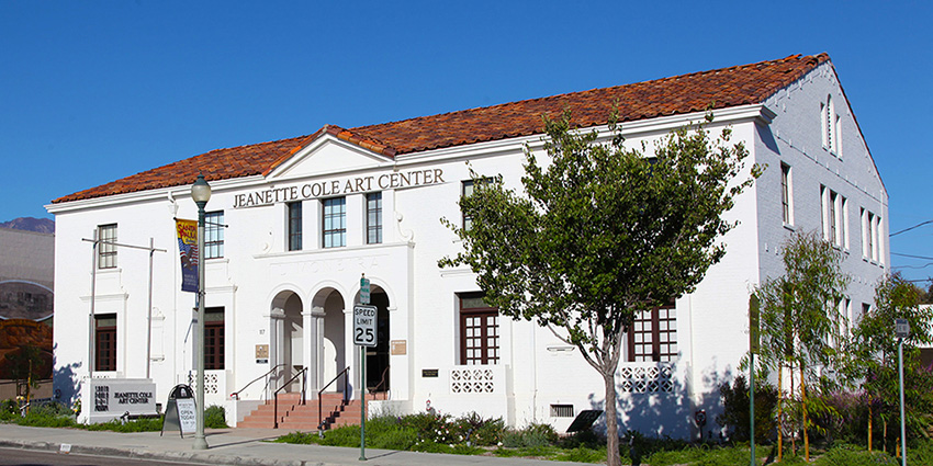 The Santa Paula Art Museum