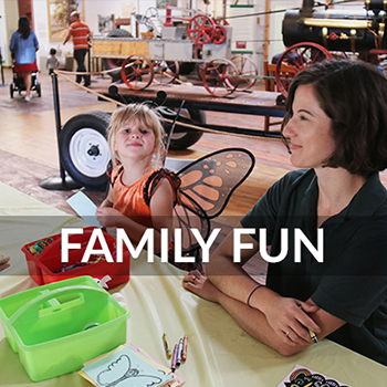 Find Family Fun Museums in Ventura County