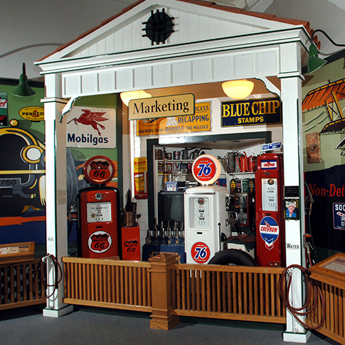The California Oil Museum