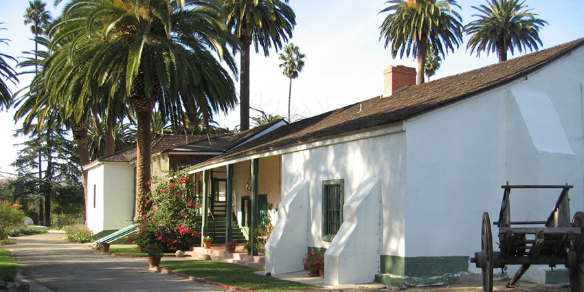 The Rancho Camulos Museum
