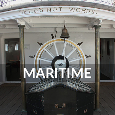 Find Maritime Museums in Ventura County