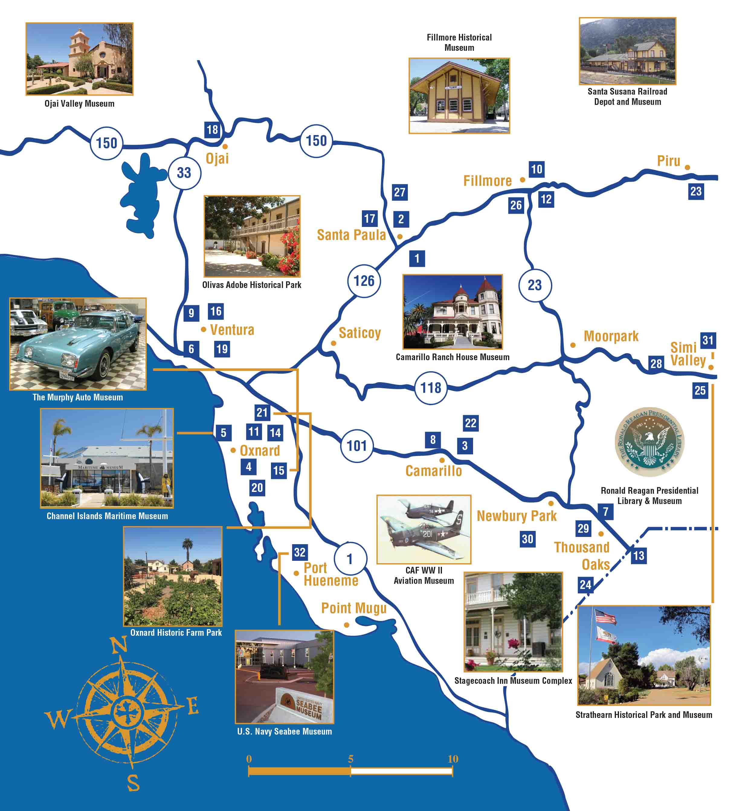 Find Museums Near You - Ventura County Museums