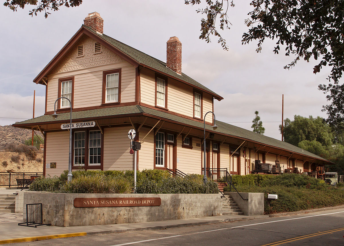 The Camarillo Ranch House Event